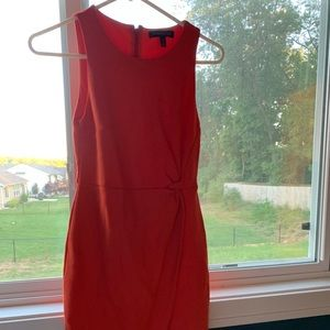 Banana Republic Dresses - Banana Republic • like new orange dress • 00 P